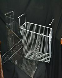 Короб-вкладыш для холодильного ларя