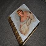 Коробочка-книга с фотопечатью