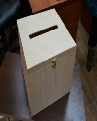 Ящик-копилка